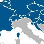 Carta Verde Confini Italia