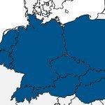Carta Verde Europa centrale