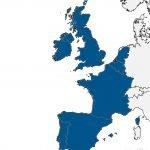 Carta Verde Europa occidentale