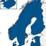 Carta Verde nord Europa