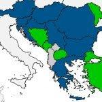 Carta Verde sud Europa
